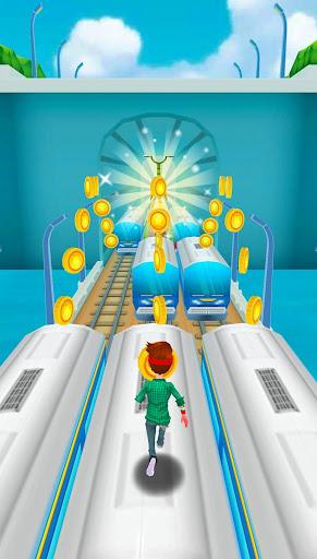 Super Subway train surf - Endless subway rush  screenshots 1