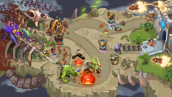 King of Defense Premium: Tower Defense Offline Screenshot