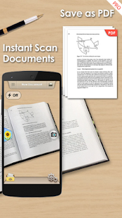 Camera To PDF Scanner Pro Screenshot