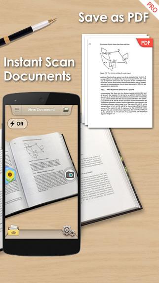 Camera To PDF Scanner Pro  poster 0