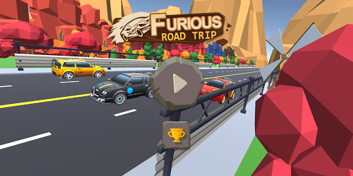 Car Endless Racing Game for Kids screenshots 1