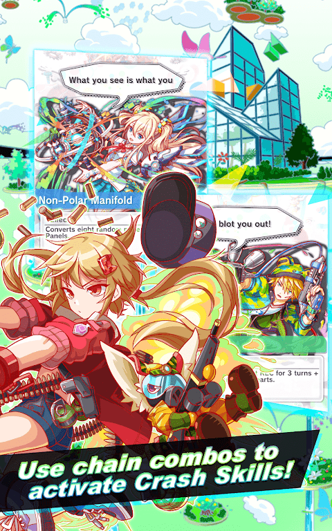 Crash Fever poster 4
