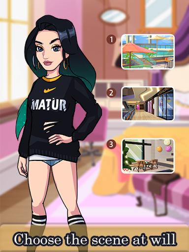 Vlinder Storyuff1aDress up Fashion Games 1.0.13 screenshots 3