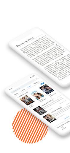 MoboReader - Webnovels, Books & Romance Stories apktram screenshots 6