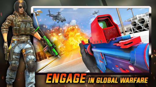 FPS Commando Shooting 3D Game- New FPS Games 2020 5.2 Screenshots 1