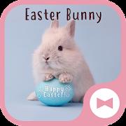 Cute Wallpaper Easter Bunny Theme