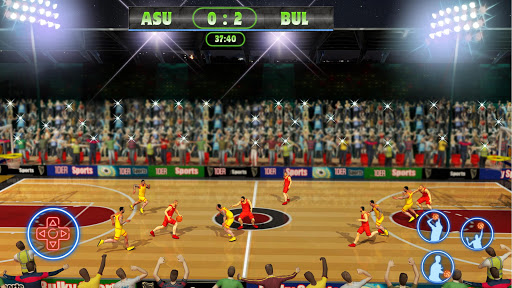 PRO Basketball Games: Dunk n Hoop Superstar Match screenshots 3