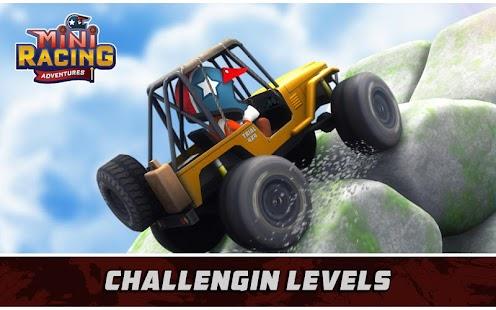 Mini Racing Adventures Screenshot