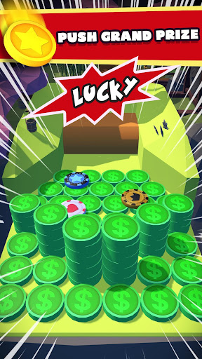 Lucky Pusher - Win Big Rewards 1.9.3 screenshots 1