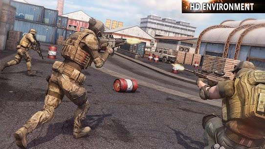 How do I download Army Commando Playground  app on PC? 1