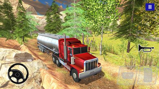 Europa Truck Driving Simulator 2021 screenshots 5