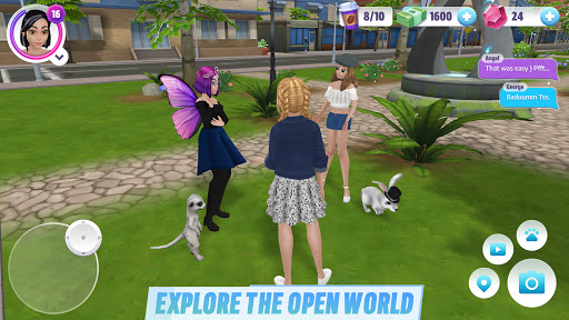 Virtual Sim Story: 3D Dream Home & Life screenshots 8