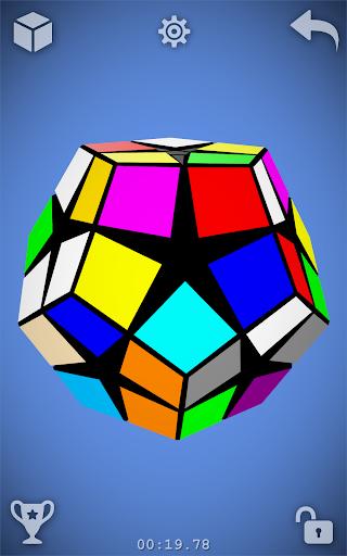 Magic Cube Puzzle 3D screenshots 10