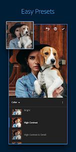 Adobe Lightroom CC – Photo Editor & Pro Camera 2