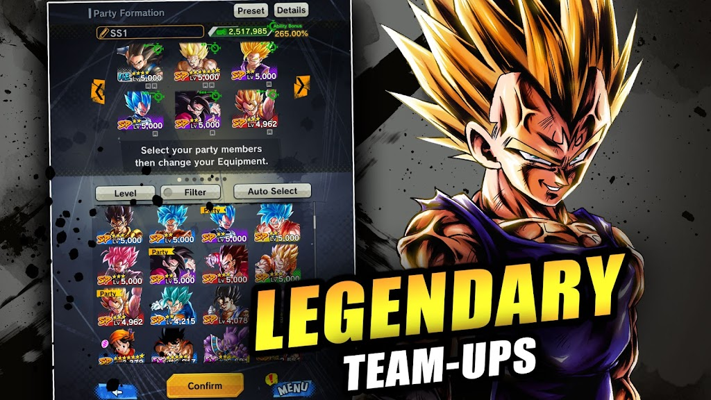 DRAGON BALL LEGENDS poster 4