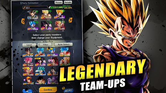Hack Game DRAGON BALL LEGENDS apk free