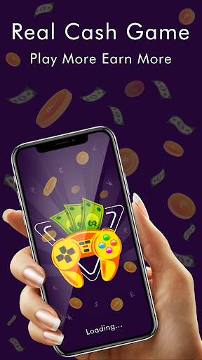 Real Cash Games : Win Big Prizes and Recharges screenshots 9