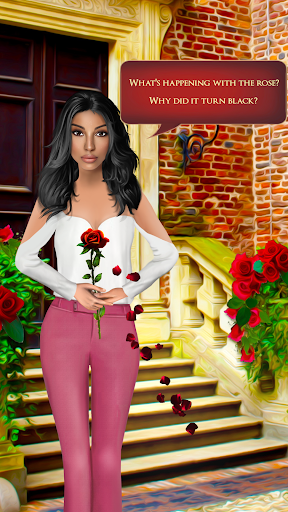 Magic Red Rose Story -  Love Romance Games 1.21-googleplay screenshots 9