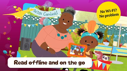 BBC CBeebies Storytime u2013 Bedtime stories for kids apktram screenshots 4