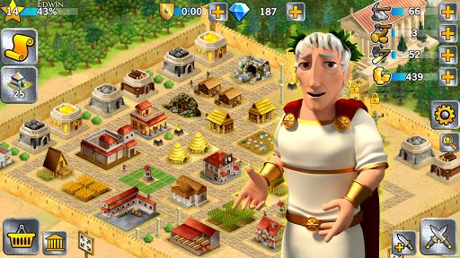 Battle Empire: Rome War Game 1.6.2 screenshots 6
