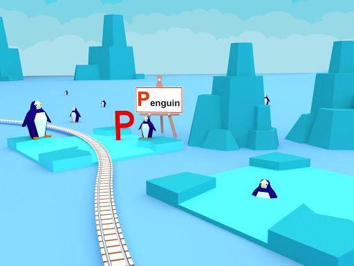 Learn ABC Alphabet - Train Game For Preschool Kids 2.1 screenshots 9