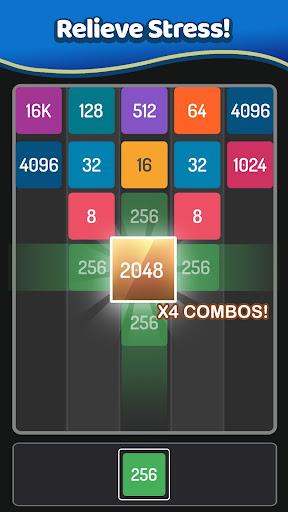 Merge Numbers 2048 1.3.7 screenshots 5
