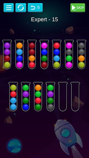 Ball Sort - Bubble Sort Puzzle Game 3.2 screenshots 7