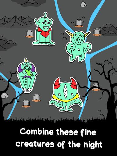 Vampire Evolution - Make Spooky Mutant Monsters screenshots 7