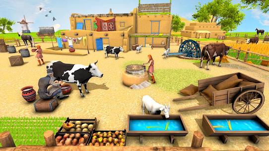 Village Farm Vintage Farming  Village Simulator Apk 5