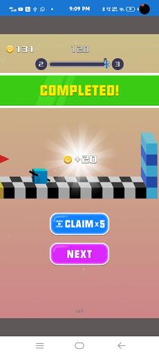 Impossible Draw Race Apkfinish screenshots 13
