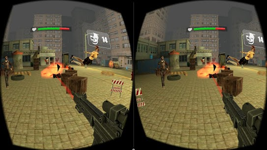 VR Ragdoll Shooter Hack for Android and iOS 4