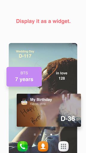 TheDayBefore (days countdown) apktram screenshots 6