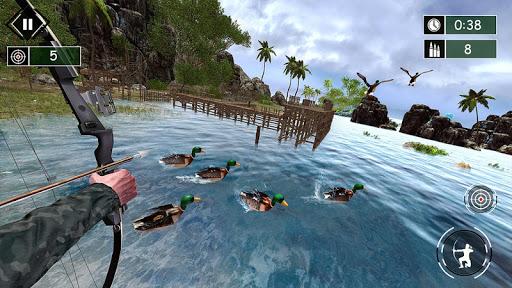 Crocodile Hunt and Animal Safari Shooting Game  screenshots 5