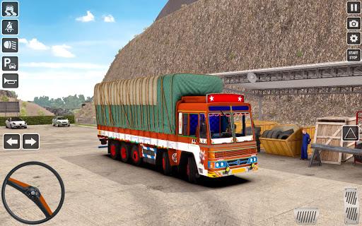 Indian Cargo Truck Simulator 2021 https screenshots 1