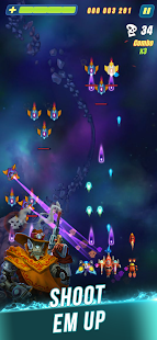 HAWK: Airplane games. Shoot em up 35.1.25614 Screenshots 19