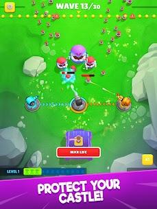 Auto Defense – Play this Epic Real Castle Battler Mod Apk 1.1.2.0 (Unlimited Gems/Money) 7