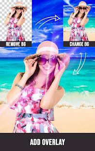 Cut Out Photo Background Changer, Cut Paste Image