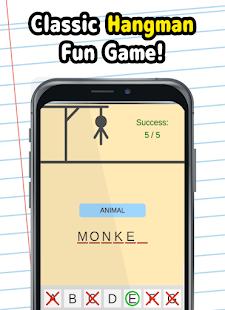 Hangman free: word game