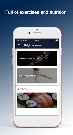 height increase - height increase exercise screenshot 3