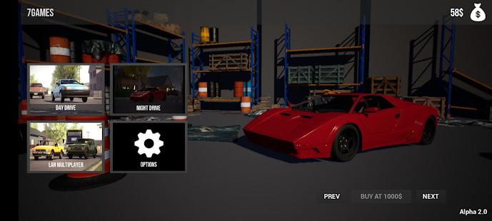 High Graphics Drive Simulator - Alpha Unlimited Money