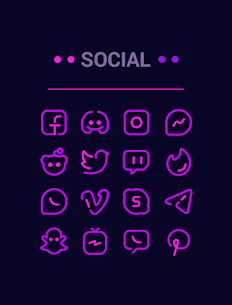 Linebit Gaming – Icon Pack MOD APK 1.2.0 (PATCHED) 4