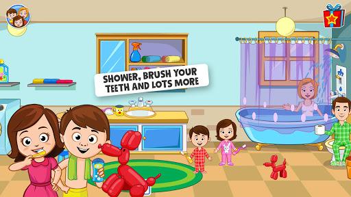My Town: Home Dollhouse: Kids Play Life house game  screenshots 12