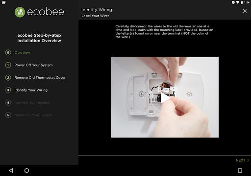 ecobee  screenshots 7