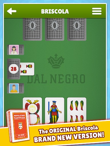 Briscola Dal Negro 2.5.8 screenshots 6