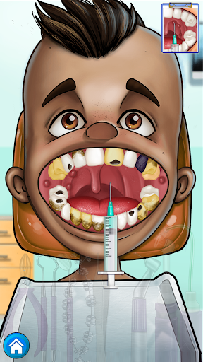 Dentist games  screenshots 23