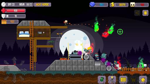 Zombie Craft Survival-Survive the dead apocalypse  screenshots 2