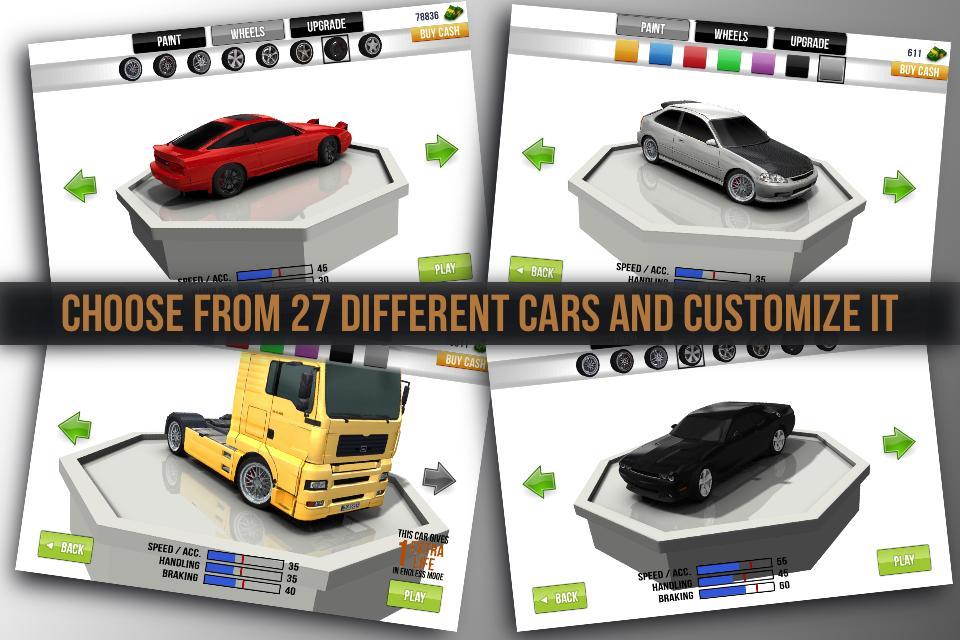 Traffic Racer poster 2