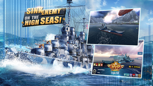 Warship World War 3.4.4 screenshots 13