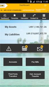 "Bank of Ceylon Mobile Banking""B app"" Mobile Application 3"