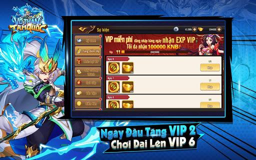 Vu00f5 Thu1ea7n Tam Quu1ed1c - Vo Than Tam Quoc 1.0.9 Screenshots 10